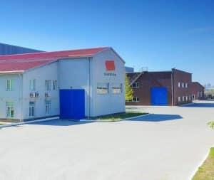 Производство Suntile - завод