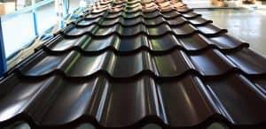 Производство Suntile - металлочерепица Suntile