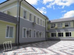 Реконструкция здания ДЗБМ.