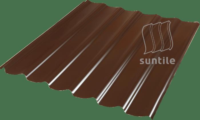 Металлошифер Suntile
