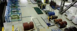 производственный цех suntile