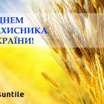 Поздравляем мужчин с Днем защитника Украины!