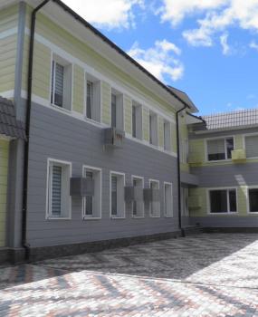 Реконструкція будівлі ДЗБМ